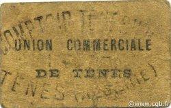 15 Centimes TÉNÈS ALGÉRIE TÉNÈS 1916 JPCV.03 B+