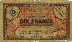 10 Francs ALGÉRIE  1943 K.394 B+