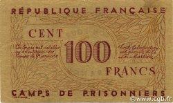 100 Francs ALGÉRIE TÉNÈS 1943 P.-- pr.TTB