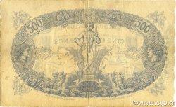 500 Francs TUNISIE  1924 P.05b TTB+