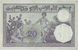 20 Francs type 1912 TUNISIE  1939 P.06b SUP+