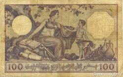 100 Francs TUNISIE  1936 P.10c pr.TB