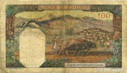 100 Francs TUNISIE  1942 P.13b pr.TB