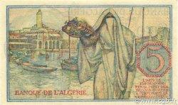 5 Francs TUNISIE  1944 P.15 SPL