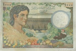 1000 Francs TUNISIE  1946 P.26 TTB