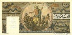 1000 Francs TUNISIE  1950 P.29s SUP+
