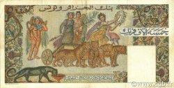 5000 Francs type 1950 Vespasien TUNISIE  1952 P.30b TTB