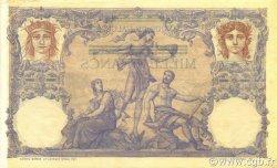 1000 Francs sur 100 Francs type 1892 TUNISIE  1943 P.31 pr.SPL