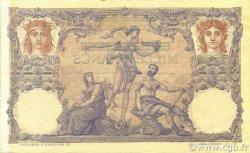 1000 Francs sur 100 Francs TUNISIE  1943 P.31 SUP