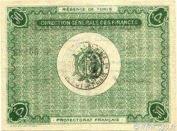 50 Centimes TUNISIE  1918 P.32a TTB+