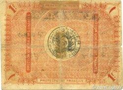1 Franc TUNISIE  1918 P.36d pr.TB