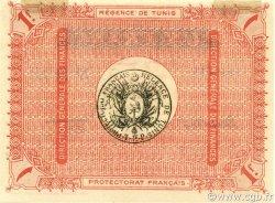 1 Franc TUNISIE  1918 P.36e SUP+