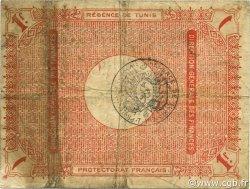 1 Franc TUNISIE  1918 P.40 TB