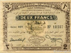 2 Francs TUNISIE  1919 P.47a SUP+