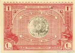 1 Franc TUNISIE  1920 P.49 pr.NEUF