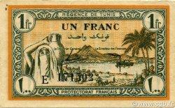 1 Franc TUNISIE  1943 P.55 SUP