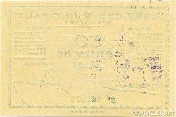 50 Centimes MAROC  1919 P.-- SPL