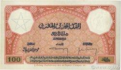 100 Francs MAROC  1926 P.14 TTB+