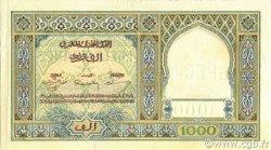 1000 Francs type 1921 MAROC  1945 P.16s pr.NEUF