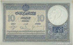 10 Francs MAROC  1931 P.17a SPL