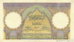 100 Francs MAROC  1946 P.20 TTB+