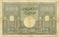50 Francs type 1935 MAROC  1938 P.21 B+