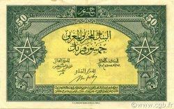 50 Francs type 1943 MAROC  1943 P.26 pr.SUP