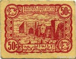 50 Centimes MAROC  1944 P.41 TTB