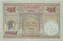 500 Francs MAROC  1949 P.46 TTB+