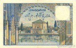 10000 Francs type 1953 MAROC  1953 P.50 TTB à SUP