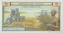 5 Dirhams MAROC  1965 P.53c NEUF