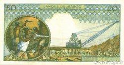 50 Dirhams MAROC  1968 P.55c TTB