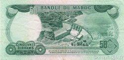 50 Dirhams MAROC  1970 P.58a SUP