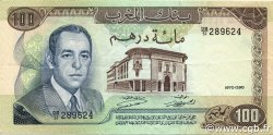 100 Dirhams MAROC  1970 P.59a pr.SUP