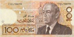 100 Dirhams MAROC  1987 P.65a NEUF