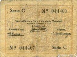 0,50 Francos MAROC Tanger 1942 P.02 TB
