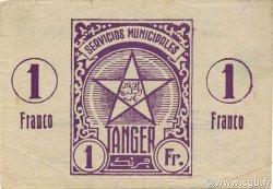 1 Franco MAROC Tanger 1942 P.03 TTB