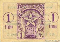 1 Franco MAROC  1942 P.03 TTB