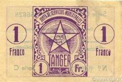 1 Franco MAROC Tanger 1942 P.03 SUP