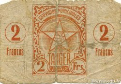 2 Francos MAROC  1941 P.04 AB