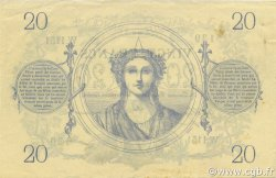 20 Francs type 1871 FRANCE  1872 F.A46.03 SUP