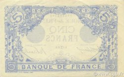5 Francs BLEU FRANCE  1917 F.02.48 pr.NEUF