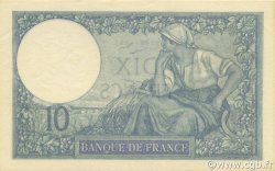 10 Francs MINERVE FRANCE  1926 F.06.10 pr.NEUF