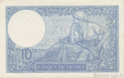 10 Francs MINERVE modifié FRANCE  1939 F.07.03 pr.NEUF