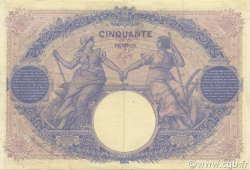 50 Francs BLEU ET ROSE FRANCE  1904 F.14.16 TTB+