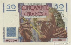 50 Francs LE VERRIER FRANCE  1946 F.20.00 pr.SPL