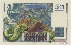 50 Francs LE VERRIER FRANCE  1946 F.20.00s1a pr.SPL