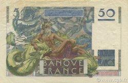 50 Francs LE VERRIER FRANCE  1951 F.20.18 TTB+