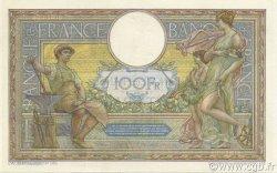 100 Francs LUC OLIVIER MERSON sans LOM FRANCE  1913 F.23.05 pr.SUP