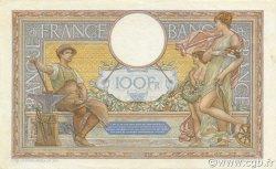 100 Francs LUC OLIVIER MERSON type modifié FRANCE  1937 F.25.03 pr.SPL
